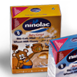 "Packaging alimentaire ""Ninolac"" 