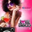 Affiche & flyer | Love Disco 5985